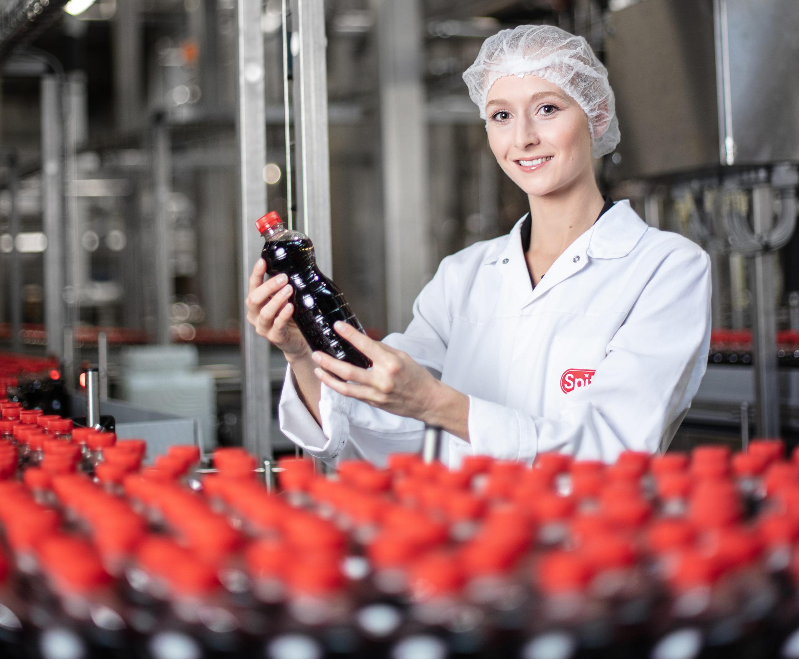 Michaela Lang, Trainee in der Lebensmittelbranche & -industrie bei Spitz